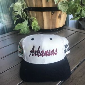 Vintage 1994 Final Four Arkansas SnapBack